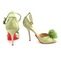 Zapatos verdes - Christian Louboutin