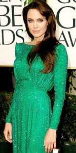 Angelina Jolie - Verde para clara
