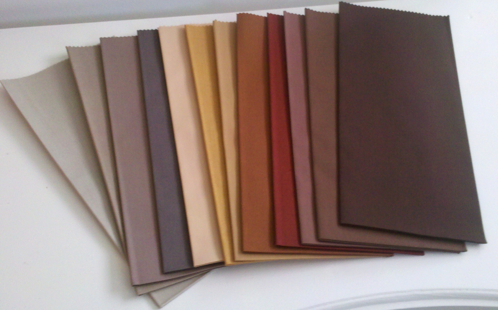 Blog de una asesora de imagen noticias de moda - Paleta de colores neutros ...