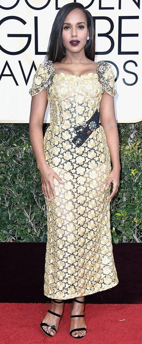 Kerry Washington (Dolce & Gabbana)