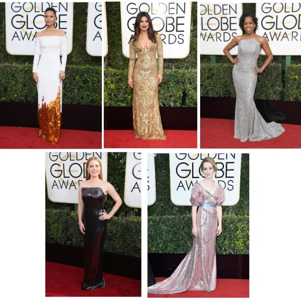 Thandie Newton (Monse), Priyanka Chopra (Ralph Lauren), Regina King (Romona Keveža), Amy Adams (Tom Ford),  Claire Foy (Erdem)