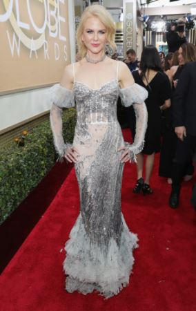 Nicole Kidman (Alexander McQueen)