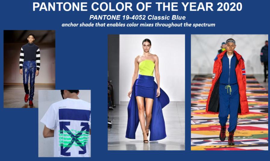 Classic Blue El Color Del Año 2020 Blog De Una Asesora De